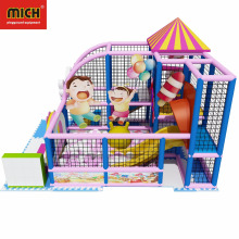 Wholesale Different Size Amusement Park Indoor Playhouse For Kids