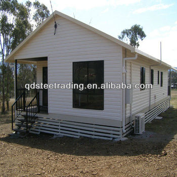 China prefabricated homes in prefab house
