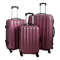 Hot Selling ABS PC Travel Luggage Sets Suitcases Luggage Set