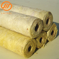 ISO Rock Wool Pipe For Heat