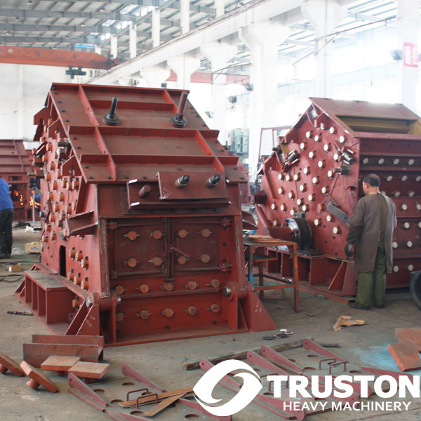 ISO&CE good quality marble stone impact crusher for crushing machine manufacturers made in China