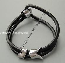 Cowhide Other Shape Girls Ankle Bracelets