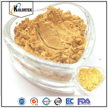 Wholesale pure gold powder, gold pearl pigment powder, color mica powder china supplier