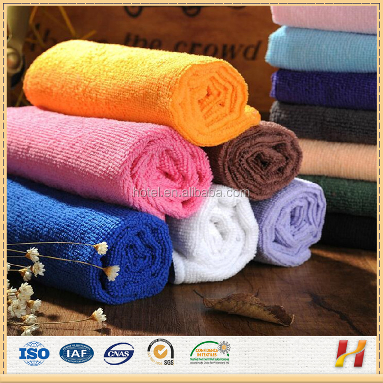 Customized Logo Printed Promotional Cotton Bath Towel