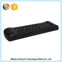 New arrival Play micro receiver MINIX A2 wireless keyboard and mouse universal remote control with air mouse