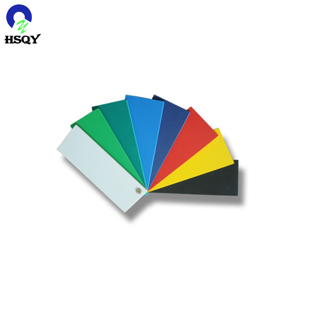 2017 New 3mm 5mm 8mm pvc foam sheet with cutting high quality