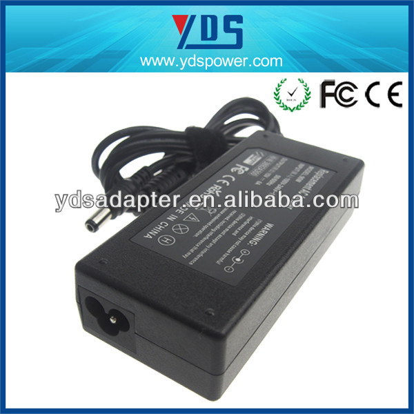 China manufacturing usb to pci external adapter 15V 6A 90W laptop with US Euro UK AUS plug