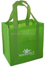 cheap recycled custom design promotion pp non woven bag
