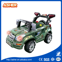 Licensed 6v Battery Powered RC Ride On Car Wholesale professional electric green smart kid car toy