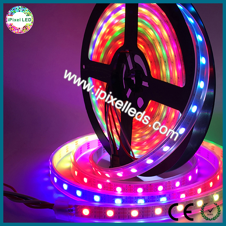 Individual color 5050 addressable rgb led strip ws2812, ws2812b, ws2811