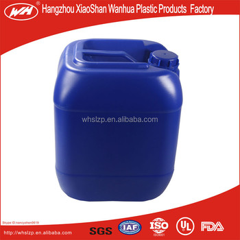 Manufacturer OEM HDPE plastic oil jerry can for sale