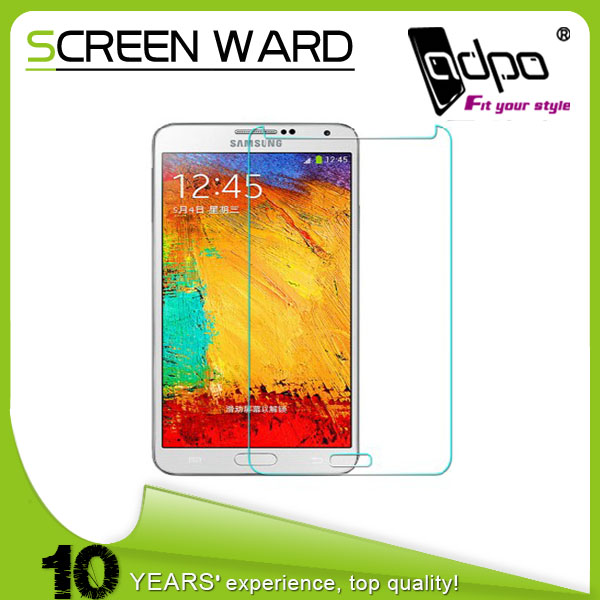 New Arrival! PET+TPU Material Anti-Shock Screen Protector Clear/Matte for Samsung Galaxy Note 3