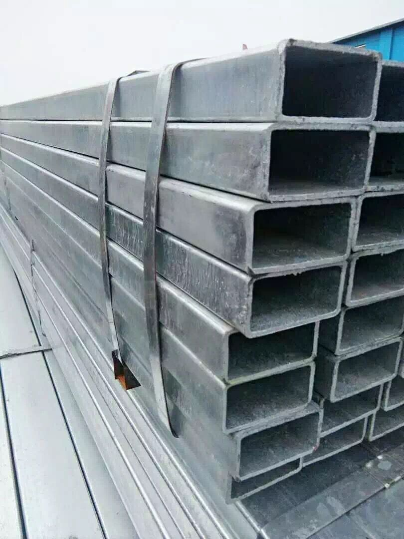 HIGH TENSILE STEEL TUBE 3x3 SQUARE GALVANIZED TUBE