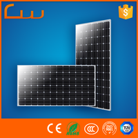 Yangzhou production line about the 12v solar panel