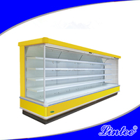 Lintee manufacturer upright showcase refrigerator,single-temperature refrigerated showcase LTBL12205