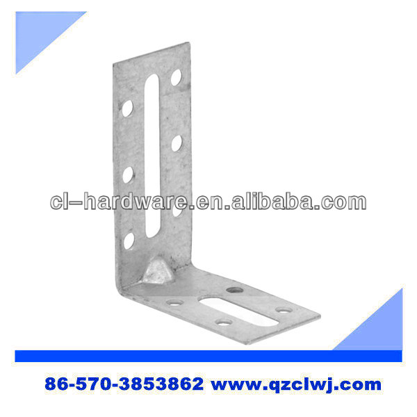 Hardware 1-1/4-in Zinc Plated Corner Brace