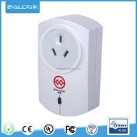 EU version energy remote plug-in, white