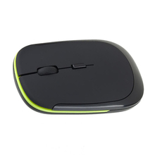 Slim USB 2.4G Advanced Wireless Mouse Optical USB Charging Mice For Computer PC