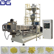 Automatic Bread Crumb Making Machine/Equipment/Processing Line from JInan DG