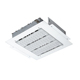 CE RoHS explosion proof 100 watt gas station led canopy light
