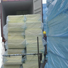 yellow Extruded Polystyrene Board for Roof Insulation