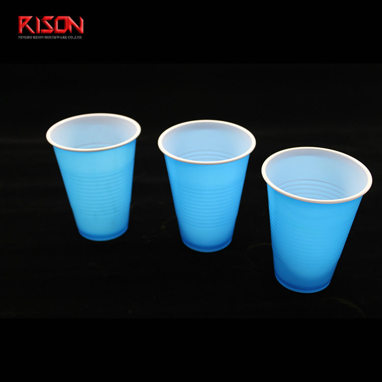 hot plastic pp drinking water cup color cup