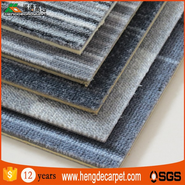 Trade assurance cheap nylon wall to wall square carpets for five star hotel