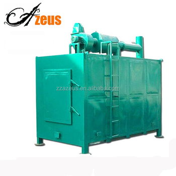 Supply high quality low price charcoal carbonization oven