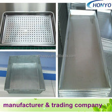 stainless steel meat trays