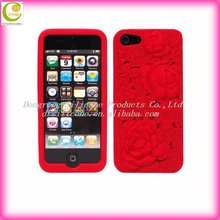 for iphone 5 case decal water printing Flower Design matte finish photo case,for samsung tpu back case
