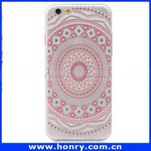 Customized Cheap TPU Printed Case with Various Patterns/ TPU PC Soft Silicone Case Cover for Iphone 5/6/6