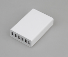 6USB Charger android tablet induction charger