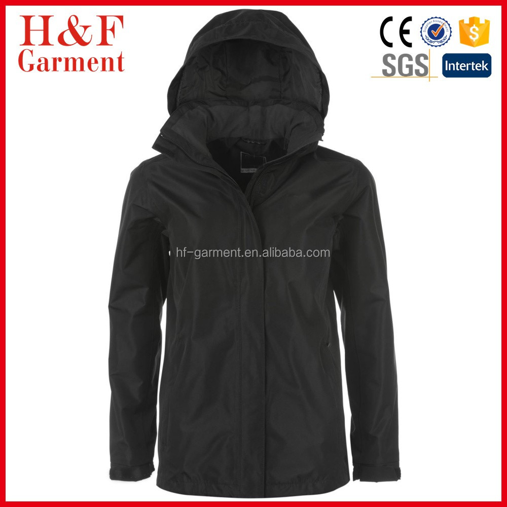 Economic new products waterproof ladies jackets