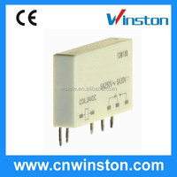 PLC OMA 6A 6mm 24VDC 110VAC Omron type,Phoenix type,Finder type slim interface relay