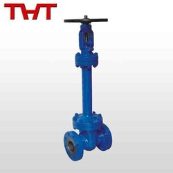 6 inch handles bonnet rising stem gate valve extension spindle