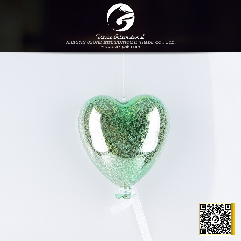 electroplating hand-made glass hanging crafts