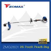 Zomax ZMG2601 mechanical grass cutter gasoline brushcutter china hand push brush cutter