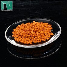 <strong>PE</strong>/PP/EVA Plastic Raw Material Orange Masterbatch for Injection Molding
