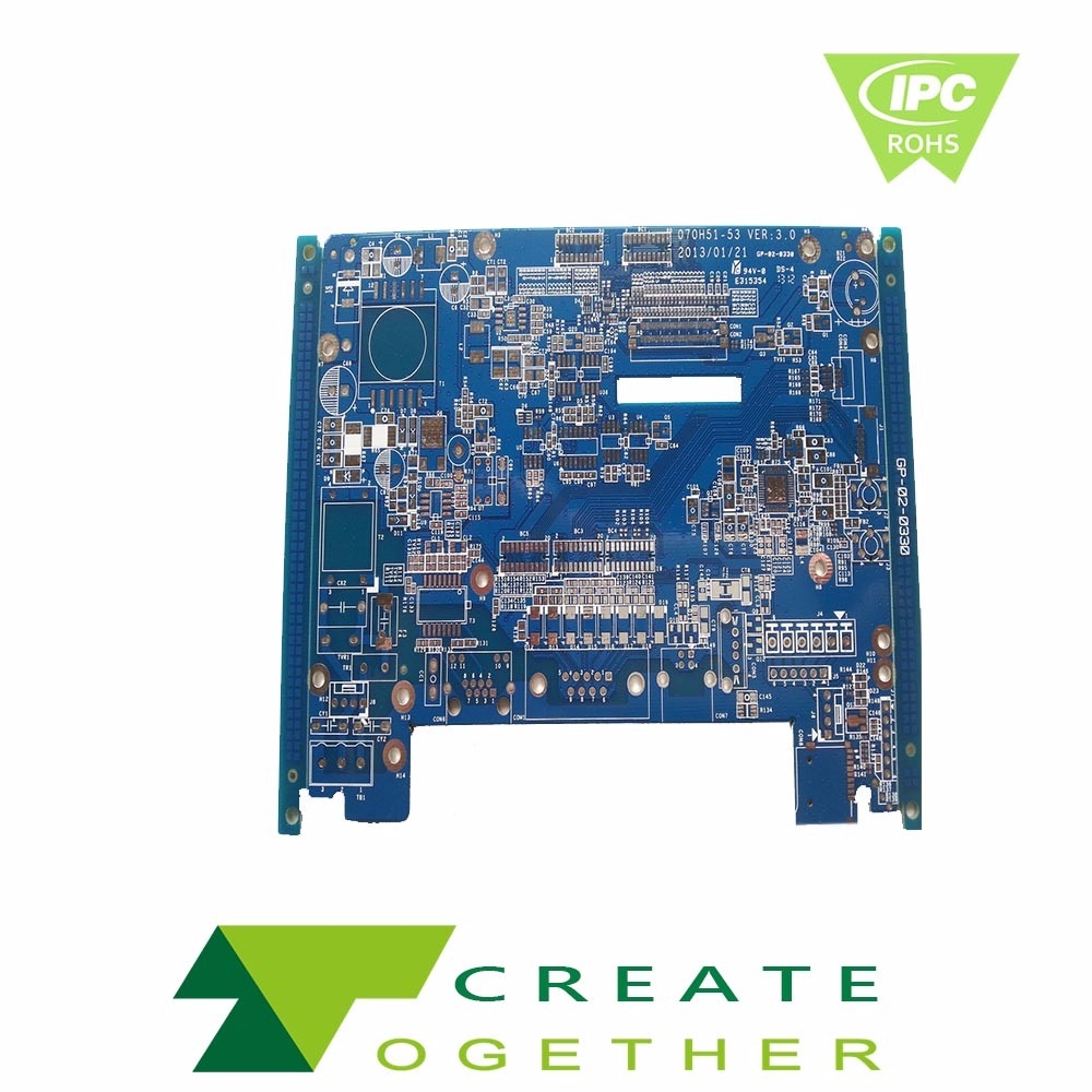 Taiwan OEM ODM High Quality electronics component tv circuit board