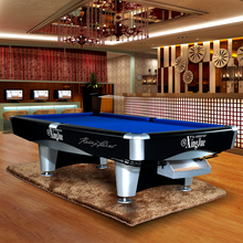 Factory Waterproof Pool Table with Stone Slate Solid Frame