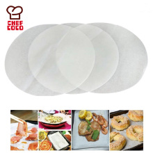 50pcs round 6 inch 7 inch 8 inch 9 inch non-stick cookie baking sheets parchment paper liners cake pans circles for air fryer