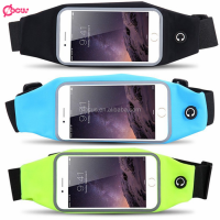 Sports Waist Case Below 5.5inch For iPhone 6 6s PLus 5s SE 5C Samsung S6 S5 S4 Mini Outdoor Running Cover accessories