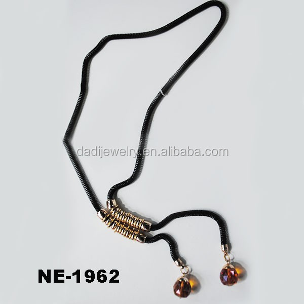 Women Alibaba Express Jewelry Long Chain Necklace
