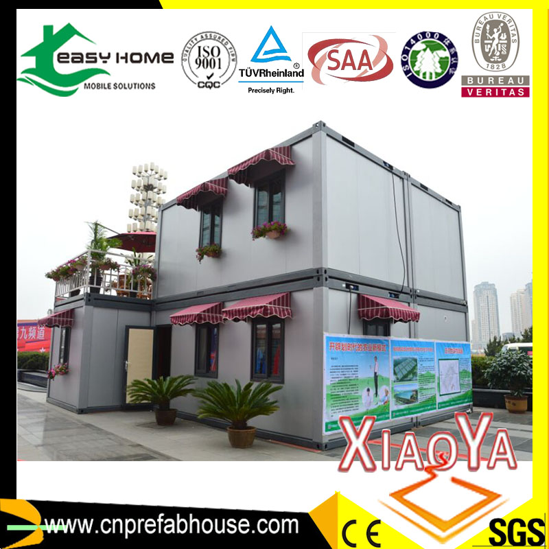 work style prefab homes container for sale