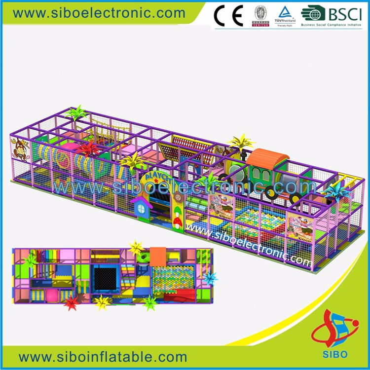 indoor playground theme park equipment canada