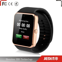 Micro sim card watch phone bands smart watch gt08_HL694