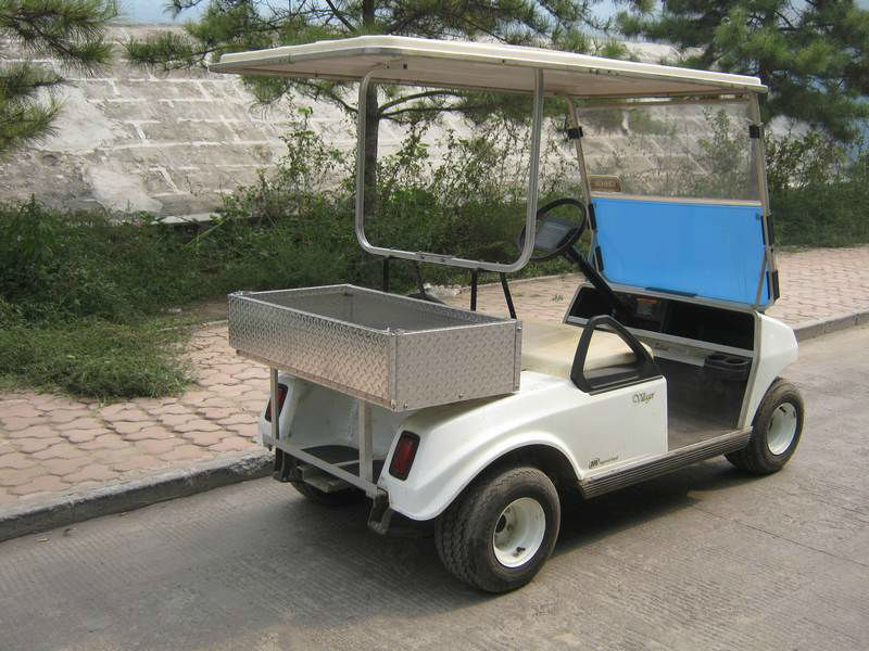 Golf Cart Accessories EZ-GO Cargo Box