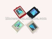 2012 best new digital photo frame with clock function