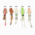 Different sizes custom colors trolling attractive squid lures