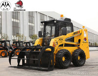 New High Quality Mini Skid Steer Loader WS50 with CE for sale